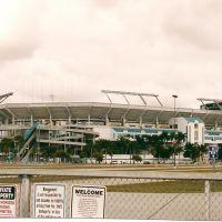 Miami Dolphins Stadium, Карол-Сити