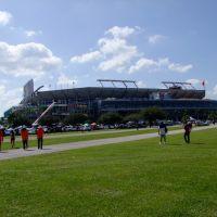 Sun Life Stadium Spielstätte der Miami Dolphins (NFL) & der University of Miami (NCAA) --2011--, Карол-Сити
