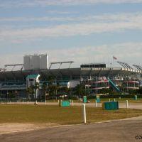 Dolphins Stadium / Sun Life Stadium, Карол-Сити
