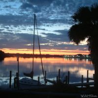 Carrabelle Bay Sunset2006-01.JPG, Каррабелл