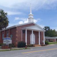 First Baptist Carrabelle, Каррабелл