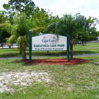 Saratoga Lake Park, Кейп-Корал