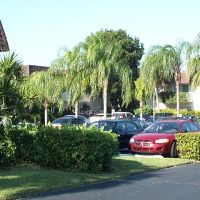 Building number 5 at Heather Walk Condominium Miami Florida USA, Кендалл