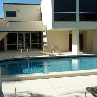 Main Pool located North side of Clubhouse at Heather Walk Condominium Miami Florida USA, Кендалл
