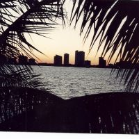 Miami - Down town, Ки-Бискейн
