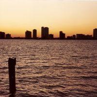 Miami - downtown, Ки-Бискейн