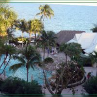 Ritz-Carlton Key Biscayne. View from the room, Ки-Бискейн