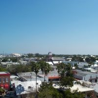 Over Key West Towards the South-East, Ки-Уэст
