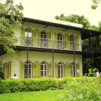 Ernest Hemingway Home and museum (jul. 05), Ки-Уэст