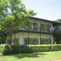 Ernest Hamingway house, Ки-Уэст