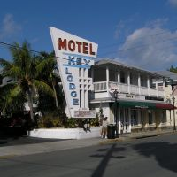 Key West - Motel Key Lodge (2/2005), Ки-Уэст