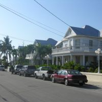 Streets of Key West near the Southern Most Point, Ки-Уэст
