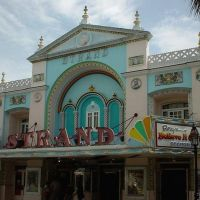 USA - Florida - Key West - Strand Theater - Duval Street (2000), Ки-Уэст