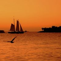 Key West sunset, Ки-Уэст