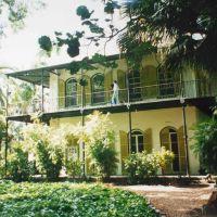 Hemingways House, Key West Florida, Ки-Уэст