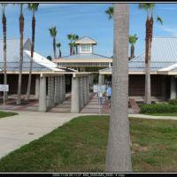 Halte routière, Floride, Кипресс-Гарденс
