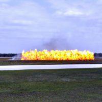Charlotte County Airport - Wall of Fire, Кливленд