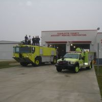 Aircraft Rescue and Firefighting, Кливленд