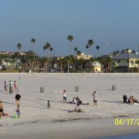 Clearwater Beach from the Pier, Клирватер