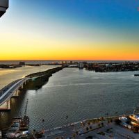 Clearwater Bridge Sunset, Клирватер