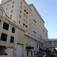 Fort Harrison Hotel built in 1925, now Scientology head quarters (4-9-2011), Клирватер
