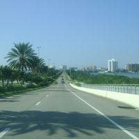 Clearwater Memorial Causeway, Клирватер
