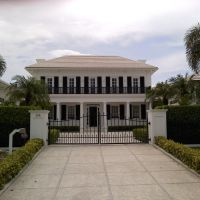 Nice veranda Hypoluxo Island, Лантана