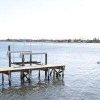 Dock From Old Bridge, Лантана
