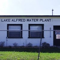 2014 04-05 Florida -  - Lake Alfred - water plant, Лейк-Альфред