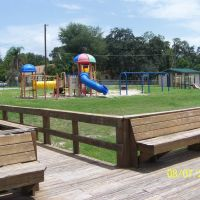 Playground at Lions Park, Лейк-Альфред