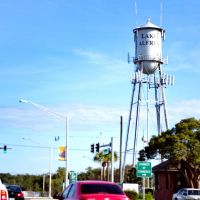 2012, Lake Alfred, FL - water tower, Лейк-Альфред