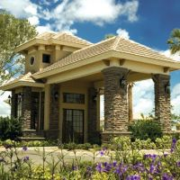 Falcon Trace Gatehouse, Vero Beach Florida, Лейквуд-Парк