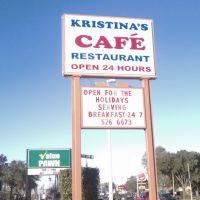 Kristinas Cafe, Лилман
