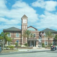 Pinellas Park City Hall, Florida, USA, Лилман