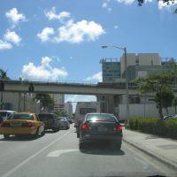 NW 12 ave & 14 st, Майами