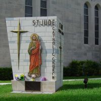 St Jude Catholic Church, Майами