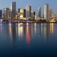Downtown Before Sunrise, Майами
