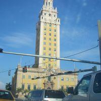 Torre de la Libertad., Майами