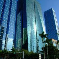 Miami, Florida - Usa - Espirito Santo Plaza, Майами