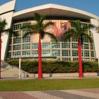 American Airlines Arena, Miami Florida, Майами