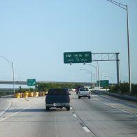 i-95 South bound to 836 West bound., Майами