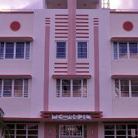 McAlpin, Art Deco Hotel, Майами-Бич