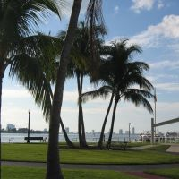Maurice Gibb Memorial Park, Майами-Бич