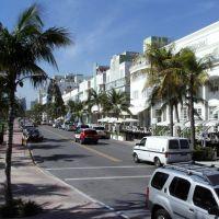 Ocean Drive - Miami Beach FL, Майами-Бич