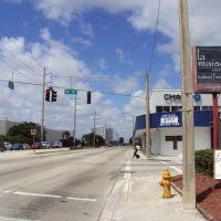 NW 36th St & Lee Rd, Майами-Спрингс