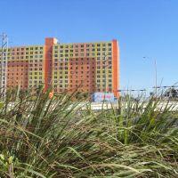 The Orange & Yellow Hialeahs Landmark building, Майами-Спрингс