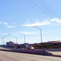 Bridge on S Okeechobee Rd looking Towards East (US-27), Майами-Спрингс