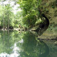 Chipola River limestone, Марианна