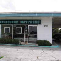 Melbourne Mattress Historic Downtown Melbourne Florida, Мельбурн