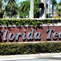 Florida Tech, University Blvd, Мельбурн